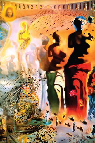 Dali il torero allucinogeno poster su allposters dali il torero allucinogeno altavistaventures Gallery