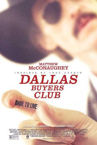 Dallas Buyers Club Masterprint