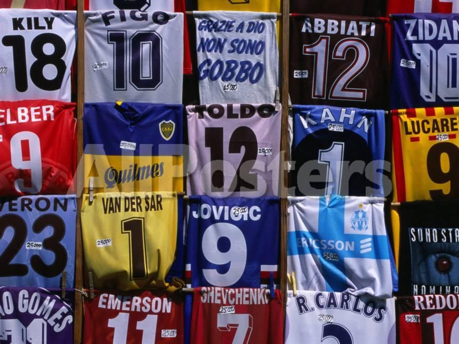 7a3a254e1 Soccer Shirts for Sale in Piazza Della Repubblica
