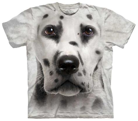 Dalmation Face T-Shirt