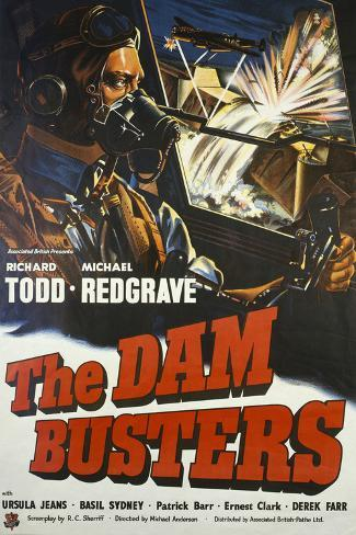 Dam Busters (The) Art Print