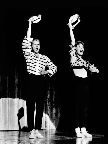Damn Yankees, Bob Fosse, Gwen Verdon, 1958 Photo