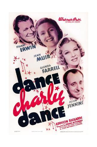 Dance Charlie Dance Giclee Print