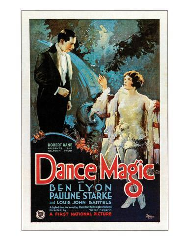 Dance Magic - 1927 Giclee Print