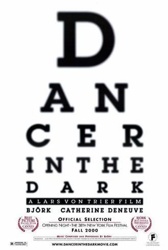 Dancer in the Dark Poster
