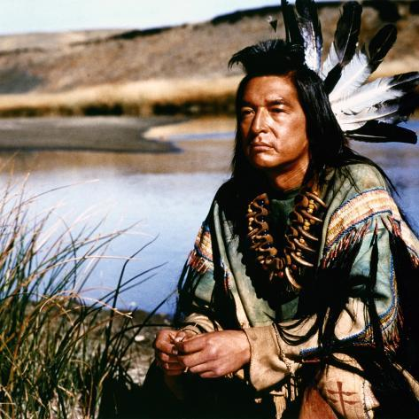 Dances with Wolves 1990 Directed by Kevin Costner Graham Greene Fotografía
