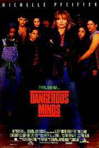 Dangerous Minds Original Poster