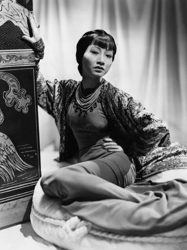 Dangerous to Know, Anna May Wong, 1938 Photo