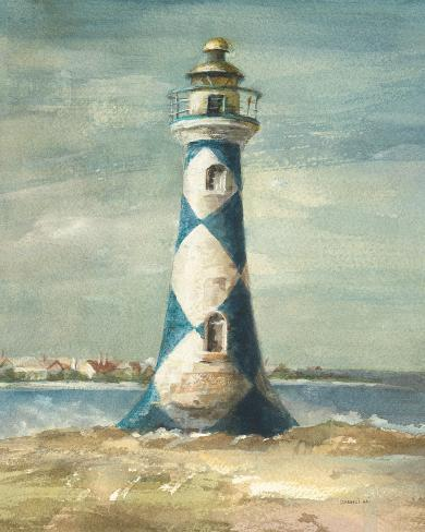 Lighthouse IV Art Print