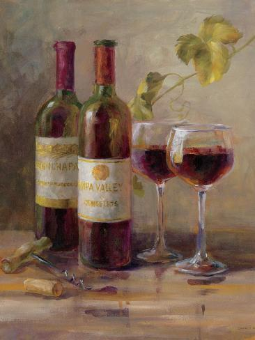 Opening the Wine I Taidevedos