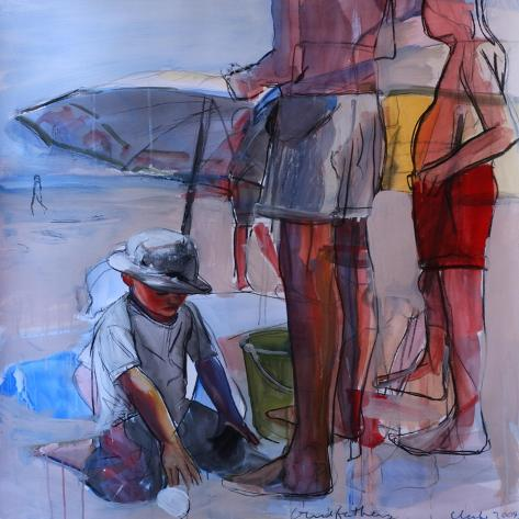 Grandfathers, 2004 Giclee Print