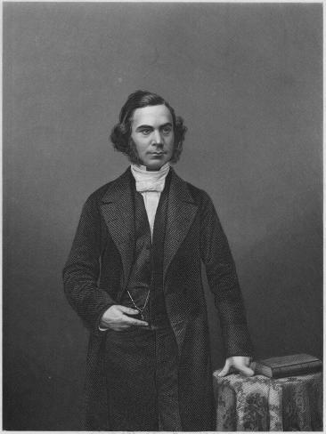 The Reverend Robert Maguire, M.A., c19th century Giclee Print
