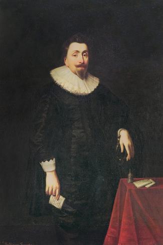 Portrait of Lord Baltimore Lámina giclée