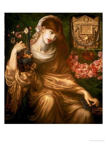 The Roman Widow, 1874 Giclee Print