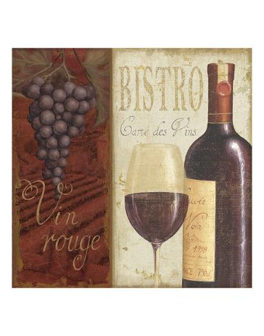 Wine List I Taidevedos
