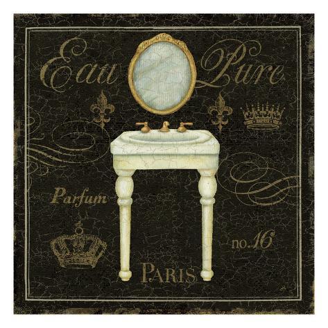 Bain De Luxe IV Premium Giclee Print