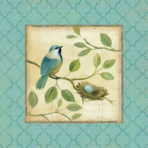 Birds Home I Art Print