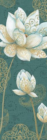 Lotus Dream IIB Art Print