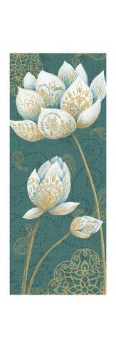 Lotus Dream IIIB Art Print