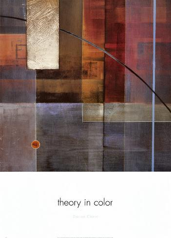 Theory in Color Art Print