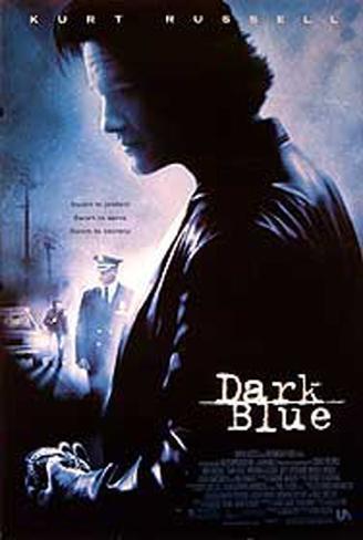 Dark Blue Original Poster