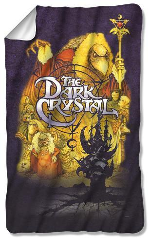Dark Crystal - Poster Fleece Blanket Fleece Blanket