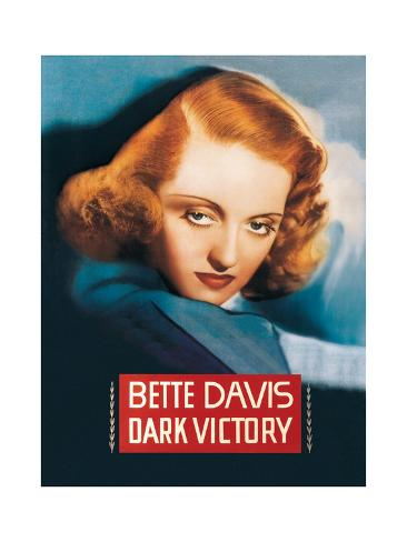 Dark Victory - Movie Poster Reproduction Art Print