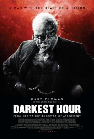 Darkest Hour Pôster