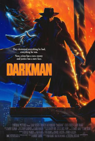 Darkman Pôster