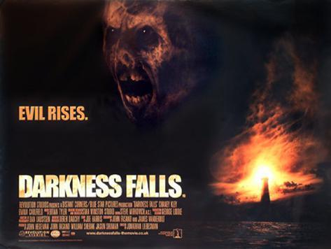 Darkness Falls Original Poster
