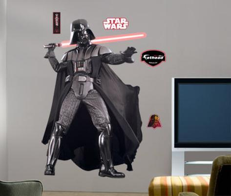 Darth Vader -Fathead Wall Decal