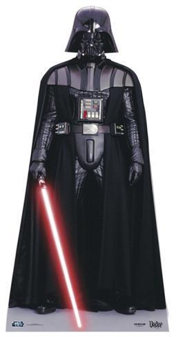 Darth Vader Cardboard Cutouts