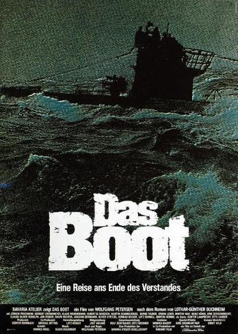 Das Boot - German Style Poster