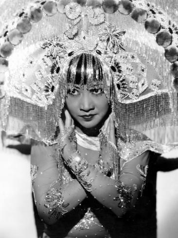 Daughter of the Dragon, Anna May Wong, 1931 Photo