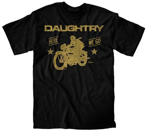 Daughtry - Here We Go T-Shirt
