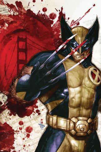 Wolverine: Manifest Destiny No.1 Cover: Wolverine Poster