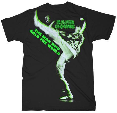 David Bowie - The Superman T-Shirt