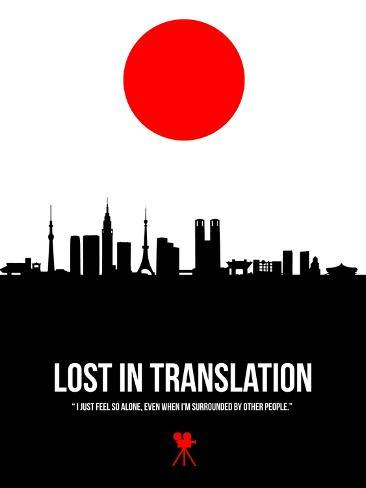 ロスト・イン・トランスレーション(2003年) アートプリント