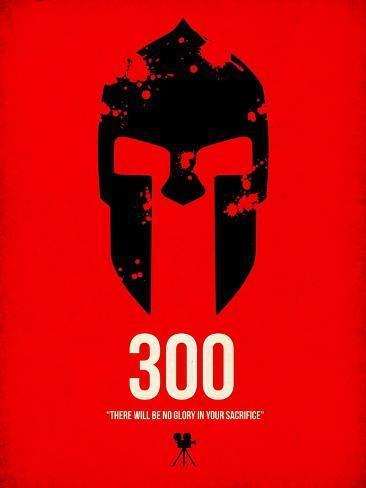 300 Impressão artística