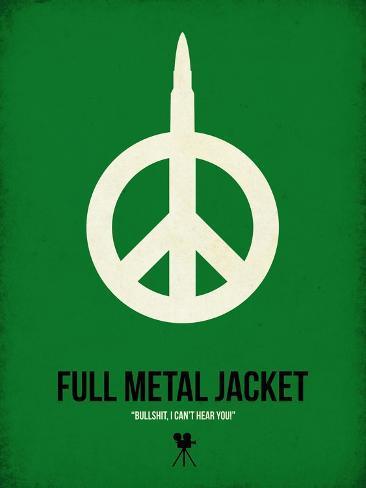Full Metal Jacket Art Print