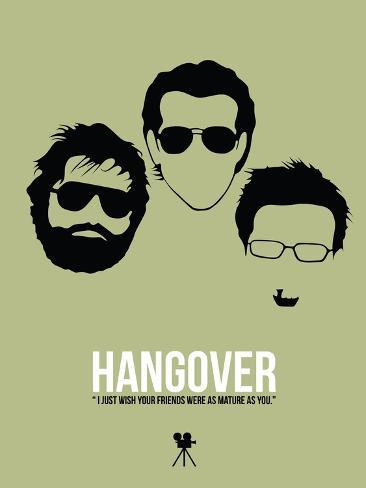 Hangover Art Print