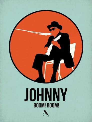 Johnny 1 Art Print
