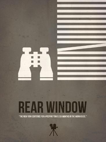 Peeping Tom Konstprint