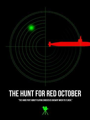 Red October アートプリント