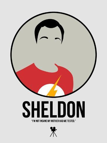 Sheldon Impressão artística