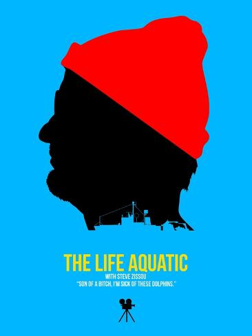 The Life Aquatic アートプリント