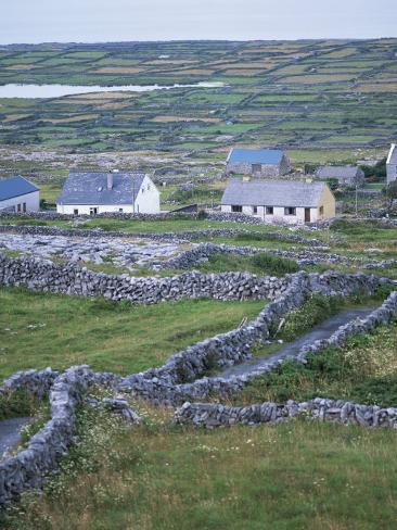 Inishmore, Aran Islands, County Galway, Connacht, Eire (Republic of Ireland) Photographic Print