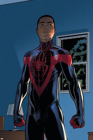 Black Spiderman this christmas | Lipstick Alley