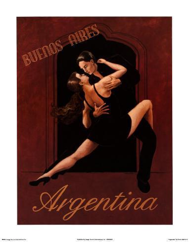 Argentina Konstprint