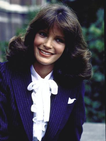 Actress Jaclyn Smith Premium Photographic Print